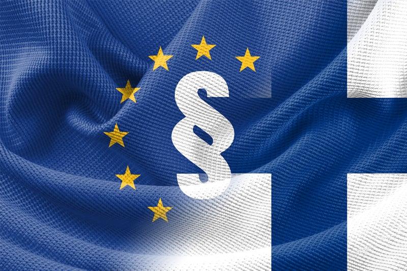 EU-Suomi-laki